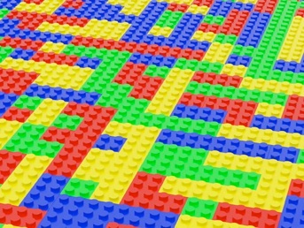 Lego Party: Invitations, Decorations, Art Activites, Games, and More